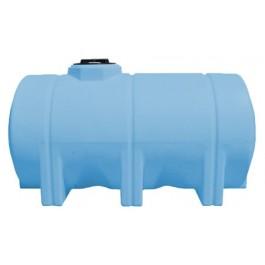 725 Gallon Light Blue Heavy Duty Horizontal Leg Tank