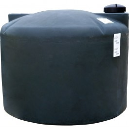 120 Gallon Black Vertical Storage Tank