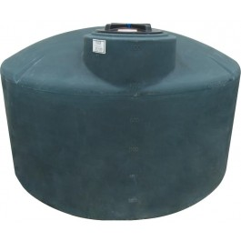 1100 Gallon Green (California Only) Vertical Water Storage Tank