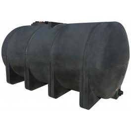 3135 Gallon Black Heavy Duty Elliptical Leg Tank