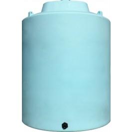 6500 Gallon Light Blue Heavy Duty Vertical Storage Tank