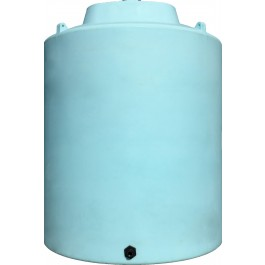 10000 Gallon Light Blue Heavy Duty Vertical Storage Tank