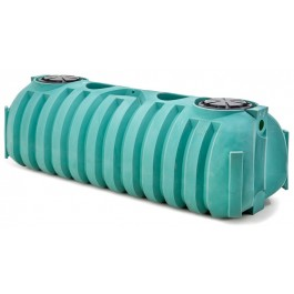 1250 Gallon Norwesco Low Profile Septic Tank