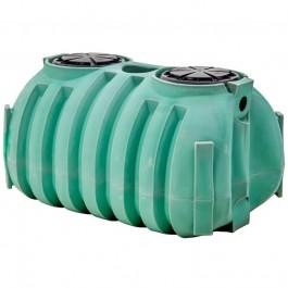 750 Gallon Low Profile Septic Tank