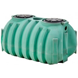 750 Gallon Norwesco Low Profile Septic Tank