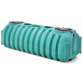 1250 Gallon Low Profile Septic Tank
