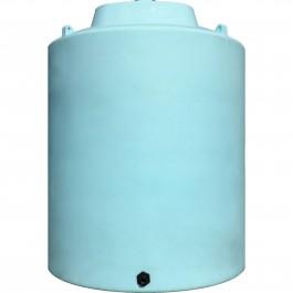 15000 Gallon Light Blue Heavy Duty Vertical Storage Tank