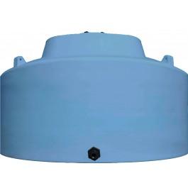 5000 Gallon Light Blue Heavy Duty Vertical Storage Tank