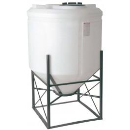 160 Gallon Cone Bottom Tank