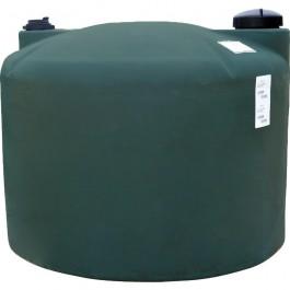 120 Gallon Dark Green Vertical Water Storage Tank