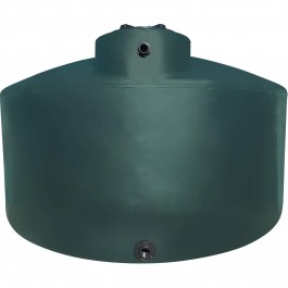 6600 Gallon Green (California Only) Vertical Water Storage Tank