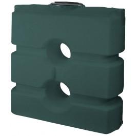 400 Gallon Dark Green Doorway Water Tank