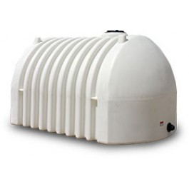 3180 Gallon Flat Bottom Ribbed Utility Tank