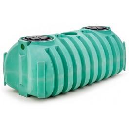1000 Gallon Low Profile Septic Tank