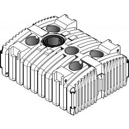 2000 Gallon Septic Tank