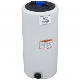 10 Gallon Vertical Storage Tank