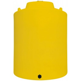 20000 Gallon Yellow Vertical Storage Tank