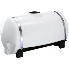 85 Gallon White Applicator Tank