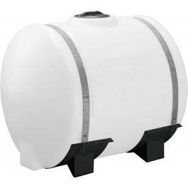 55 Gallon White Applicator Tank