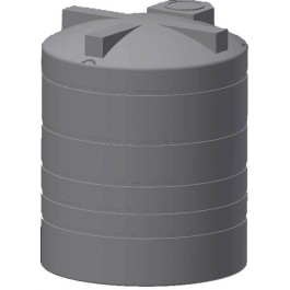 3450 Gallon Vertical Storage Tank