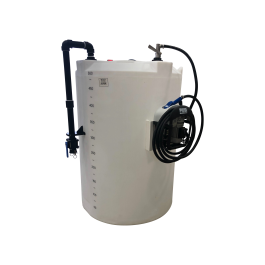 500 Gallon DEF (Diesel Exhaust Fluid) Mini Bulk Dispensing Tank