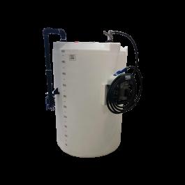 750 Gallon DEF (Diesel Exhaust Fluid) Mini Bulk Dispensing Tank