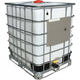 330 Gallon Reconditioned IBC Tote Tank