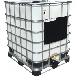330 Gallon Rebottled IBC Tote Tank