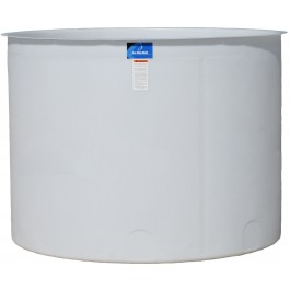 2200 Gallon PE Open Top Containment Tank