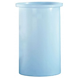30 Gallon PP Cylindrical Open Top Tank