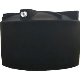 5000 Gallon Black Rainwater Collection Tank