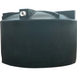 5000 Gallon Dark Green Rainwater Collection Tank