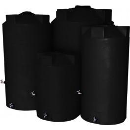 100 Gallon Black Emergency Water Tank