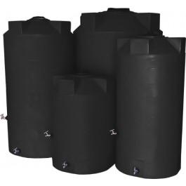 500 Gallon Dark Grey Emergency Water Tank