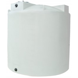 2500 Gallon Vertical Storage Tank