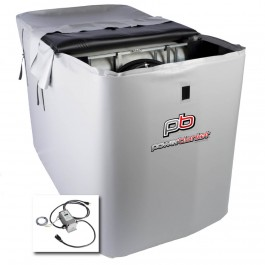 Extreme 330 Gallon DEF IBC Tote Heater