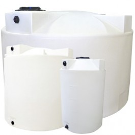 100 Gallon Heavy Duty Vertical Storage Tank