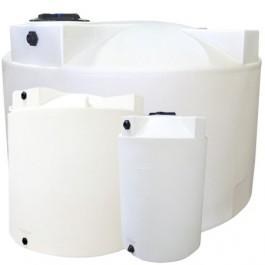 125 Gallon Vertical Water Storage Tank