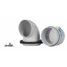 """3"""" Tank Overflow Outlet Kit"""