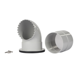 """4"""" Tank Overflow Outlet Kit"""