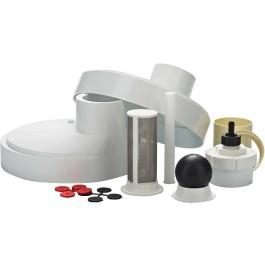 """3"""" Round to 12"""" Round In-ground First Flush Water Diverter Kit"""