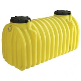 1500 Gallon Ace Roto-Mold Septic Tank