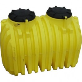 1000 Gallon Ace Roto-Mold Septic Tank