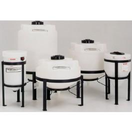 110 Gallon Heavy Duty Cone Bottom Mixing Tank