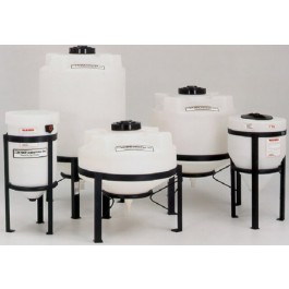 17 Gallon Heavy Duty Cone Bottom Mixing Tank