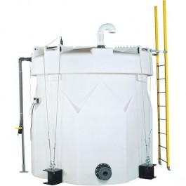 1100 Gallon Sulfuric Acid Double Wall Tank