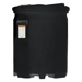 275 Gallon ASTM Black Double Wall Tank