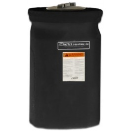 100 Gallon ASTM Black Double Wall Tank