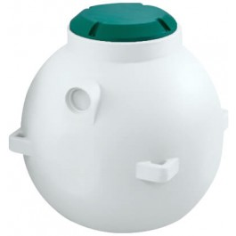 325 Gallon Underground Water Tank