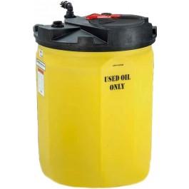 120 Gallon Waste Oil Tank